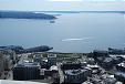 Puget Sound, from Space Needle