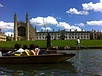 King's College Chapel from the river