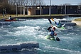 Whitewater action