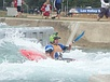 Paddler, Olympic course