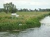 The Fens, where the rivers have road signs