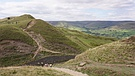 The pass to the Vale of Edale